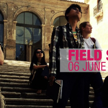 FIELD STUDIES: 06 JUNE