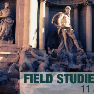 Tuesday, 11 June: Field Studies