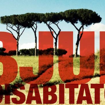 03 JULY: DISABITATO