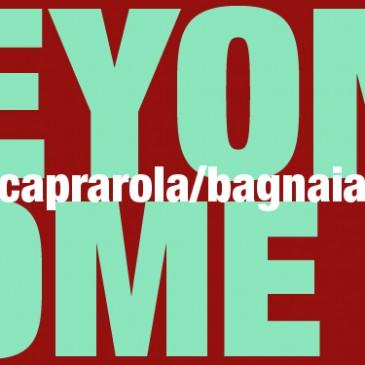 FRIDAY, 12 JULY: BEYOND ROME IV