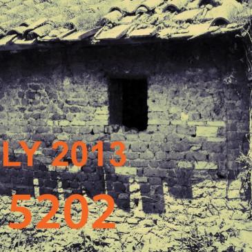 15-22 JULY 2013: ARCH 5202