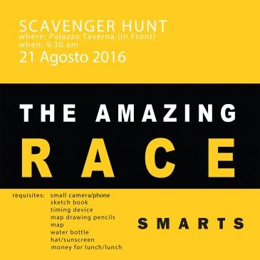 SCAVenger Hunt 2016