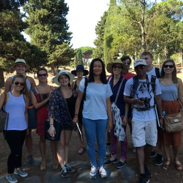 Weekend Trip–Ostia Antica [September 2,2016]