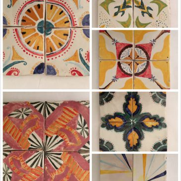 Arch4221-[Made in Italy] Students' Tiles