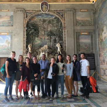 Weekend Trip –Villa Farnese & Villa Lante [October 02,2016]