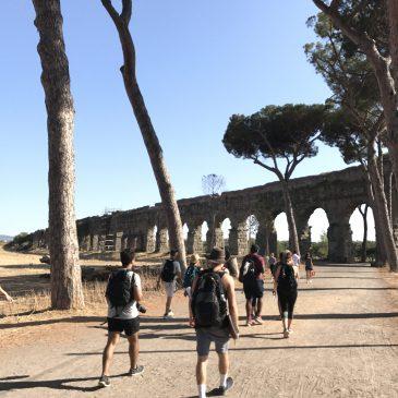 1st Week in Rome