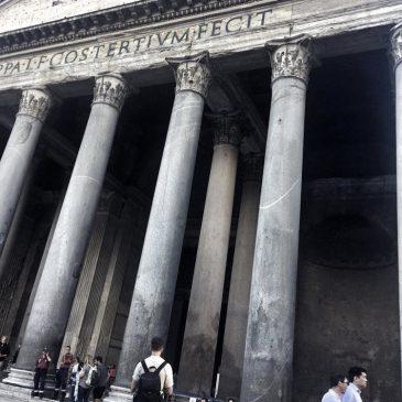 3rd Week in Rome