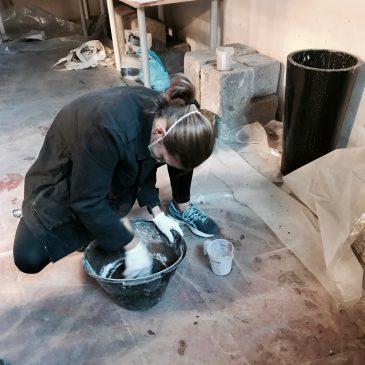 Student Work – Concrete Experiments – Julia Scheuermann