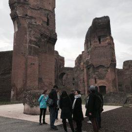 13th Week in Rome