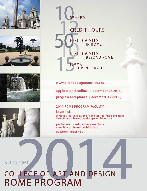 2014 info handout